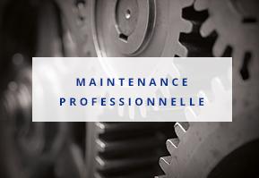 Maintenance professionnelle