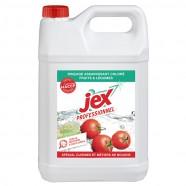 JEX PROFESSIONNEL RINÇAGE ASSAINISSANT CHLORÉ FRUITS & LÉGUMES
