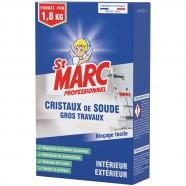 ST MARC CRISTAUX DE SOUDE PROFESSIONNEL GROS TRAVAUX