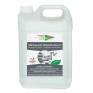 ACTION VERTE NETTOYANT DESINFECTANT MULTI SURFACES ECOCERT