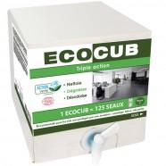 ECOCUB ACTION VERTE TRIPLE ACTION SOLS MENTHE ECOCERT