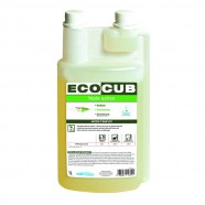 FLACON DOSEUR VIDE ECOCUB ACTION VERTE TRIPLE ACTION SOLS ECOLABEL AGRUME