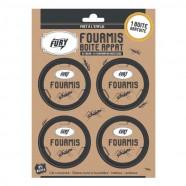 FURY BOITE FOURMIS 3+1 GRATUIT