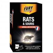 FURY RATS ET SOURIS UNIDOSES 6 X 25g