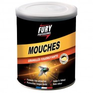 FURY GRANULES MOUCHES