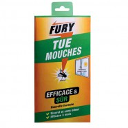FURY STICKER ADHESIF ANTI MOUCHES