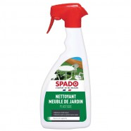 SPADO NETTOYANT MEUBLES DE JARDIN PLASTIQUES