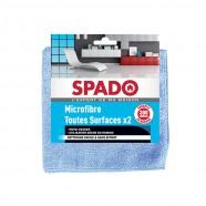 SPADO MICROFIBRE TOUTES SURFACES (LOT DE 2)