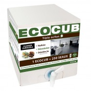 ECOCUB CLEANER DURASOL TRIPLE ACTION SOLS 3D