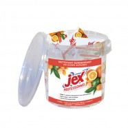 JEX PROFESSIONNEL DOSES NETTOYANTES SURODORANTES AGRUMES
