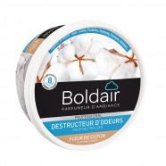 BOLDAIR GEL DESTRUCTEUR D'ODEURS FLEUR DE COTON