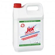 JEX PROFESSIONNEL NETTOYANT CARRELAGES ET SOLS PLASTIQUES