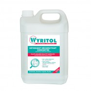 WYRITOL DETERGENT DESINFECTANT CONCENTRE MULTI-USAGES SOLS ET SURFACES