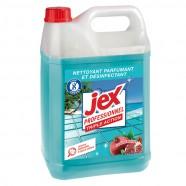 JEX PROFESSIONNEL EXPRESS DÉSINFECTANT TRIPLE ACTION JARDIN EXOTIQUE