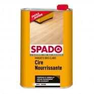 SPADO CIRE NOURRISSANTE PARQUETS BOIS CLAIR