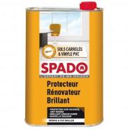 SPADO PROTECTION RÉNOVATRICE BRILLANTE BLINDOR SOLS CARRELÉS ET VINYLE PVC