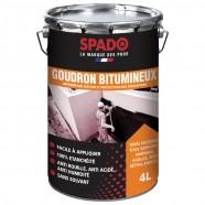 SPADO GOUDRON BITUMINEUX 4L