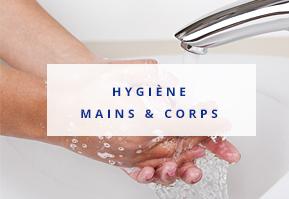 Hygiène mains et corps